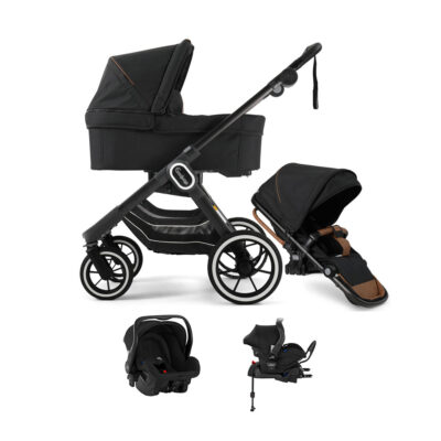 NXT90 Duo Black Outdoor Black Chassi
