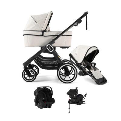 NXT90 Duo Lounge Beige Black Chassi