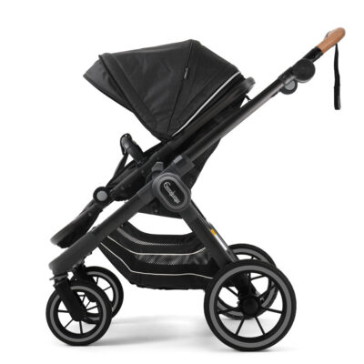 NXT90 ERGO Lounge Black - Black Outdoor Chassi