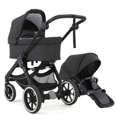 NXT90 Duo Lounge Black Chassi Black 2022