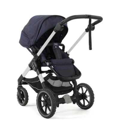 NXT90 ERGO Lounge Navy Sittvagn Chassi Nature 2022