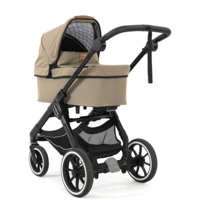 NXT90 Outdoor Beige Liggvagn Chassi Black 2022