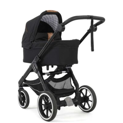 NXT90 Outdoor Black Liggvagn Chassi Black 2022