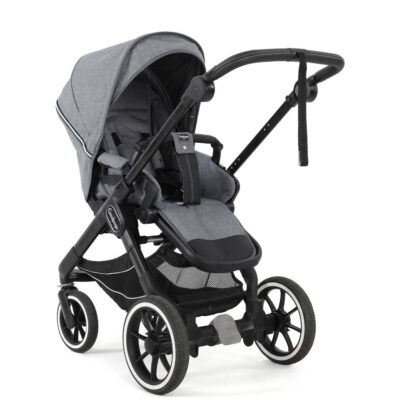 NXT90F Lounge Grey Sittvagn Chassi Black 2022
